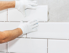 Reformas , instalación de azulejos